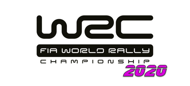 World Rally Championship 2020 – Календарь этапов