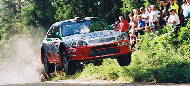 Accent WRC2 – 2001