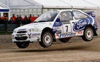 Escort WRC – 1998