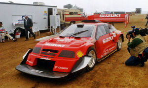 V6 ESCUDO PIKES PEAK SPECIAL - 1998