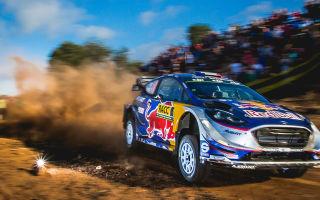 WRC – Сезон 2018