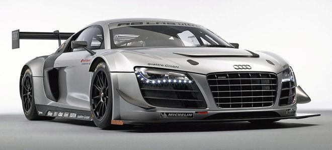 Audi R8 LMS Ultra - 2012