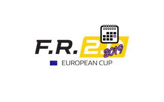 Европейская Формура Рено 2.0 – 2019 – Расписание