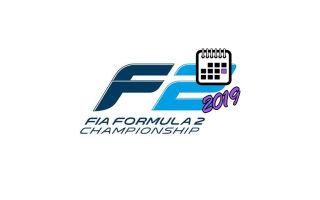 Формула 2 – 2019 – Расписание этапов