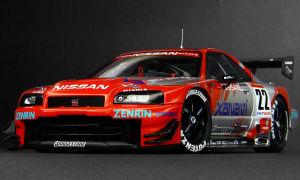 XANAVI NISMO GT-R – 2003