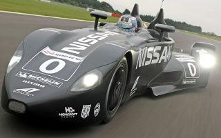 Nissan DeltaWing Le Mans - 2012
