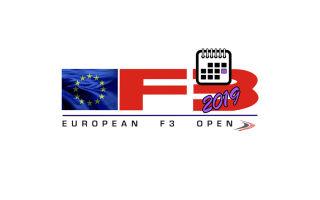 Европейская Формула 3 - Открытый чемпионат 2019 - Расписание