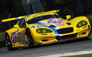 Gillet Vertigo Race Car - 2004