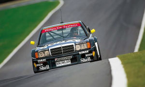 Mercedes AMG 190 E 2.5 V16 Evolution II - 1992
