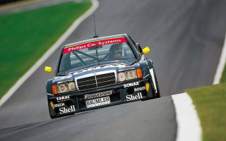 Mercedes AMG 190 E 2.5 V16 Evolution II – 1992