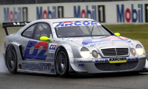 CLK Touring Car – 2000