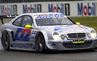 CLK Touring Car – 2000