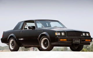 Buick GNX – 1987