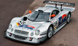 Mercedes-Benz CLK-GTR – 1997