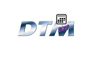 Немецкий Туринговый Чемпионат - DTM 2019 - Расписание