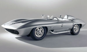 Chevrolet Corvette StingRay Racer Concept – 1959