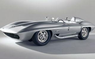 Chevrolet Corvette StingRay Racer Concept - 1959
