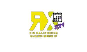 Чемпионат мира по ралли-кроссу 2019 – Расписание