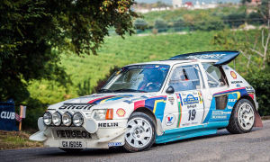 205 Turbo T16 Rally Car – 1985