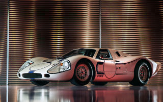Ford GT40 Mark 4 – 1967