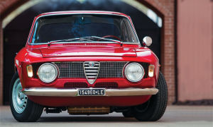 Giulia Sprint GTA 1600 – 1965
