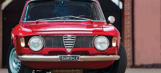 Giulia Sprint GTA 1600 – 1965