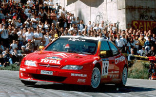 Citroen Xsara Rally Car - 1999