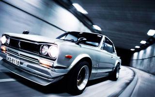 SKYLINE 2000GT-R – 1970