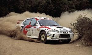 Lancer Evolution IV WRC - 1997