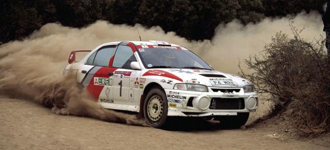 Lancer Evolution IV WRC – 1997