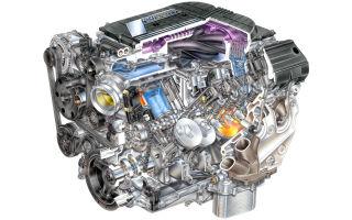 Тюнинг мотора и силовой установки