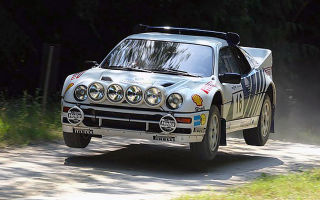 RS200 WRC – 1985