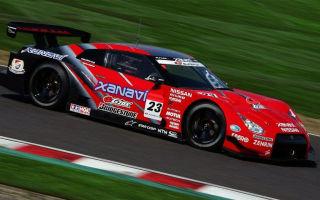 Nissan XANAVI NISMO GT-R – 2008