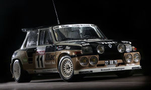 Sport R5 Turbo Rally – 1985