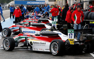 Формула 3 – Сезон 2018