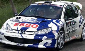 206 WRC – 1999
