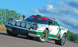 Lancia Stratos - 1977