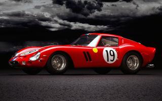 250 GTO – 1962