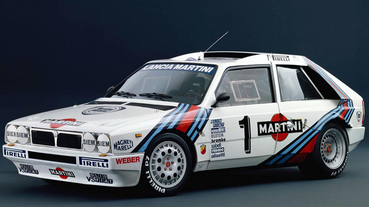 Lancia Delta Group B