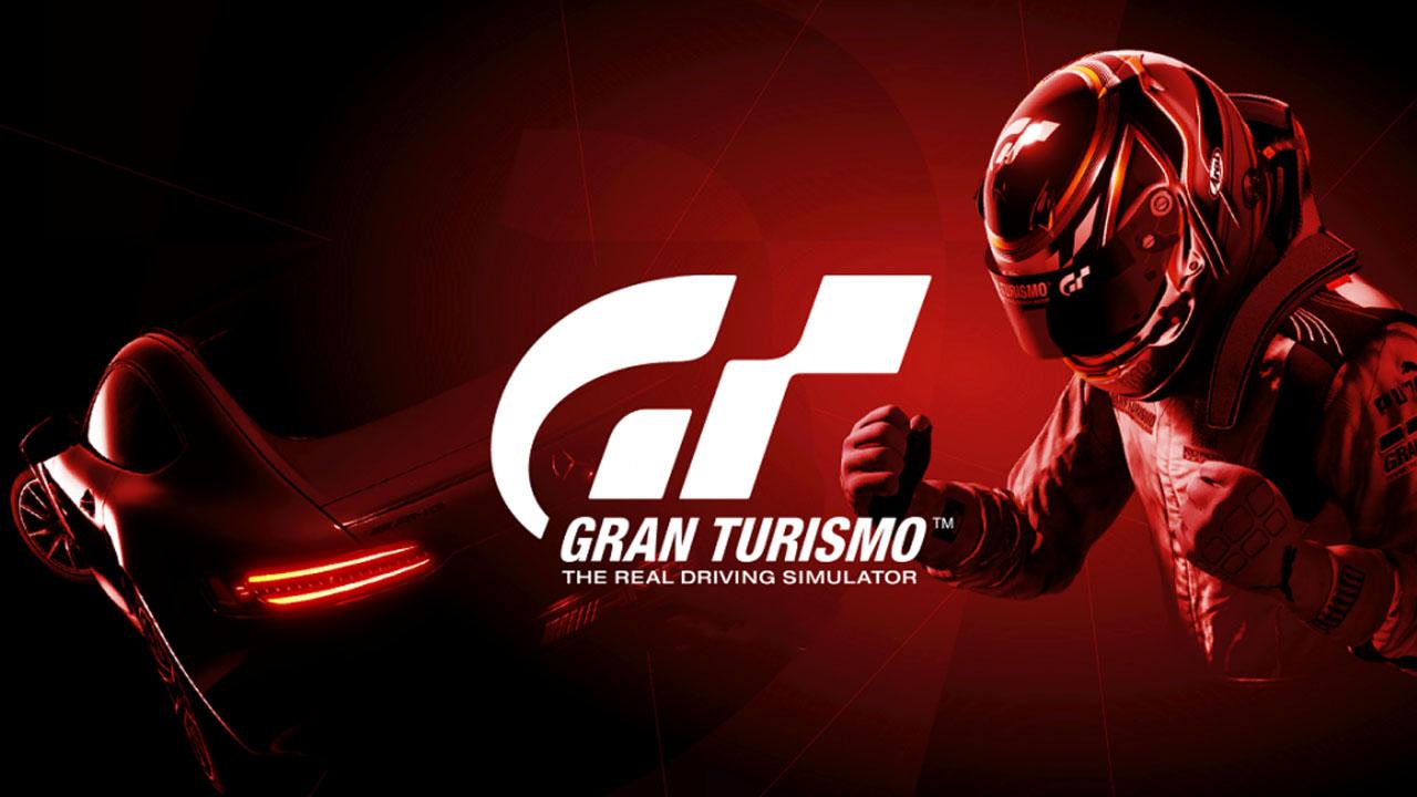 Логотип игры Gran Turismo