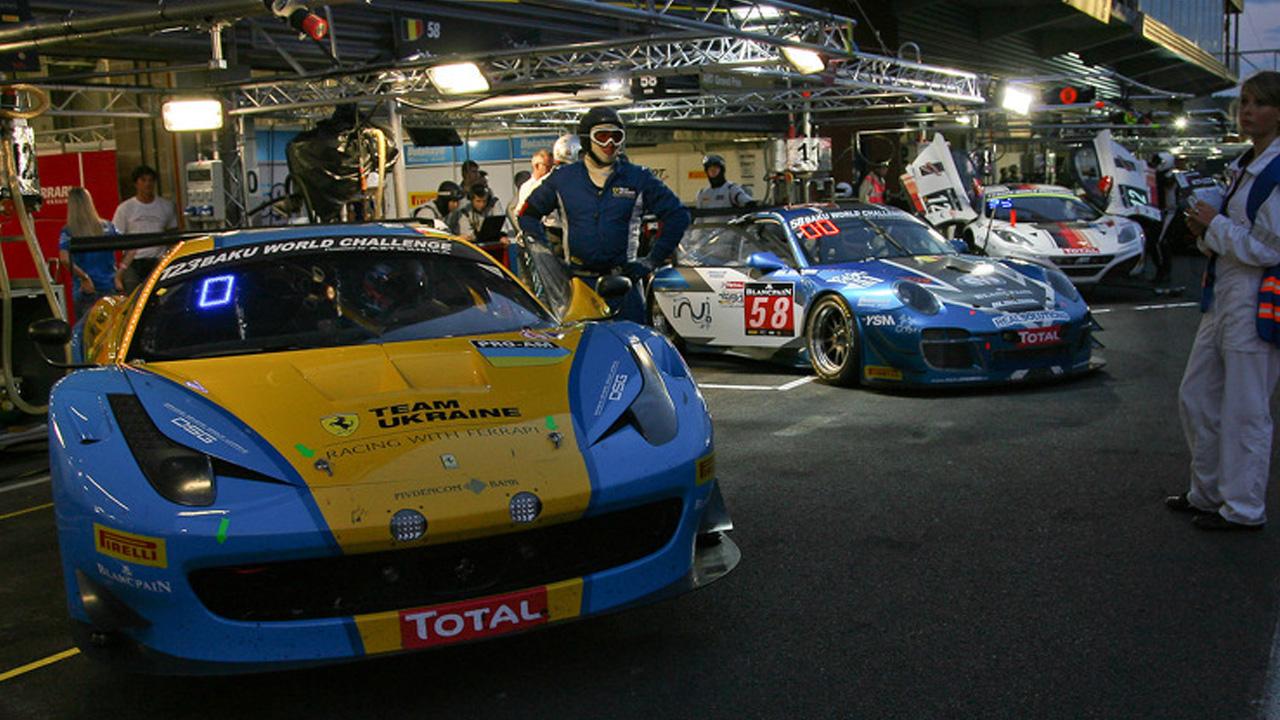 Ferrari Team Ukraine