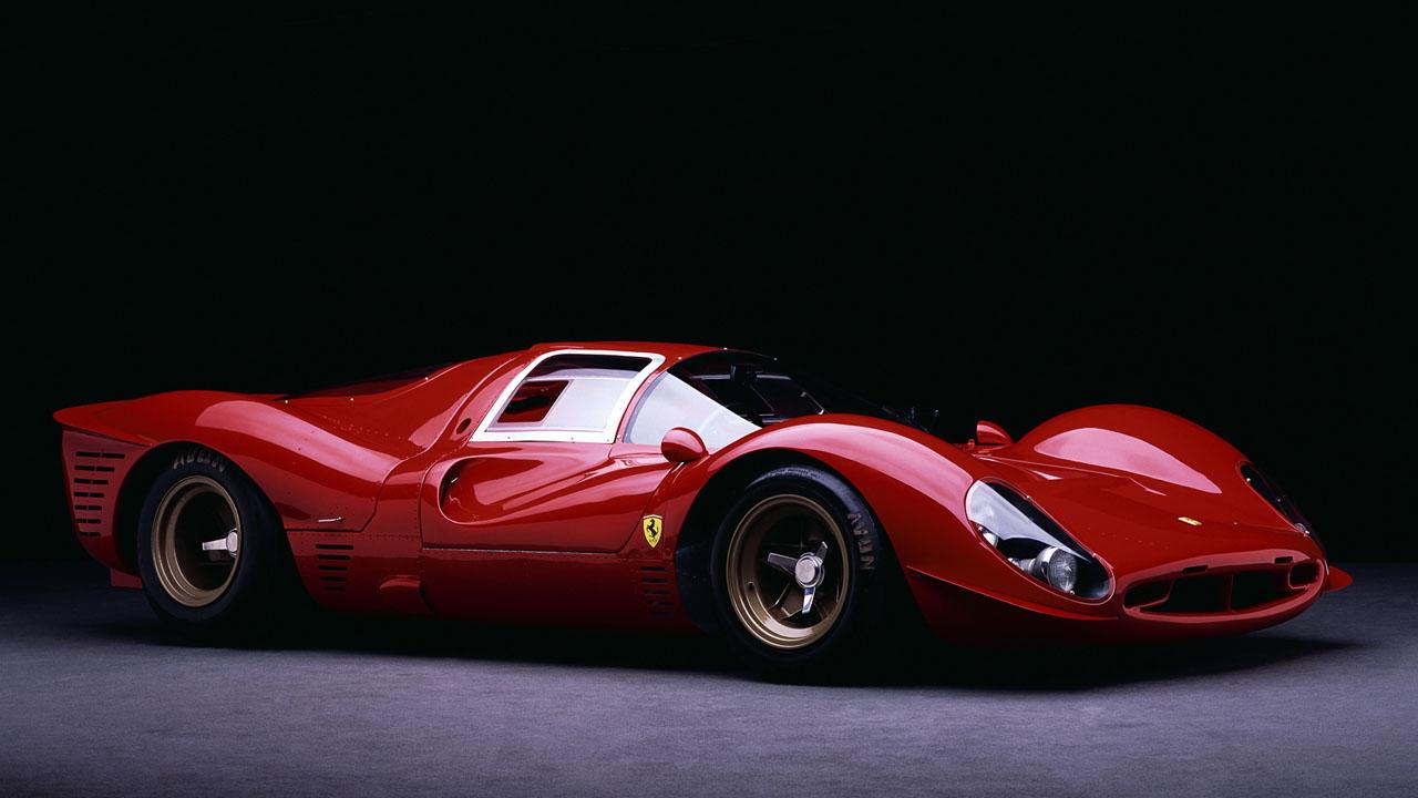 Легендарная Ferrari