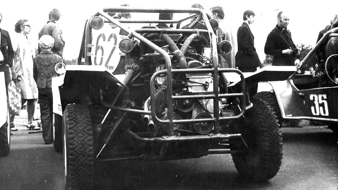 двигатель багга