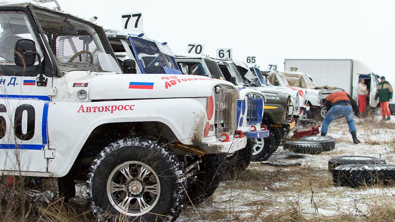 автокросс в россии