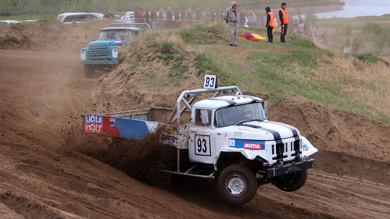 соревнования грузовых автомобилей