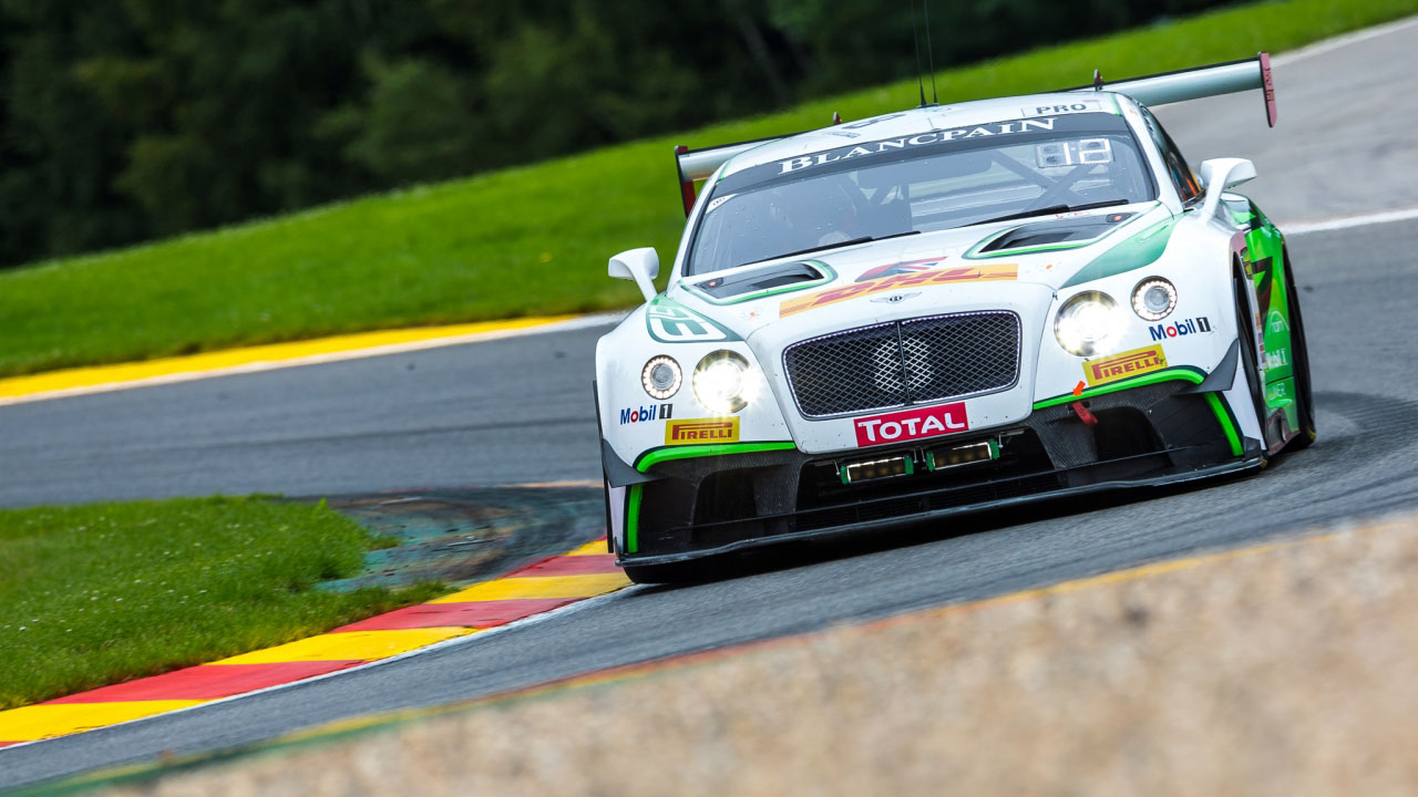 bentley blancpain