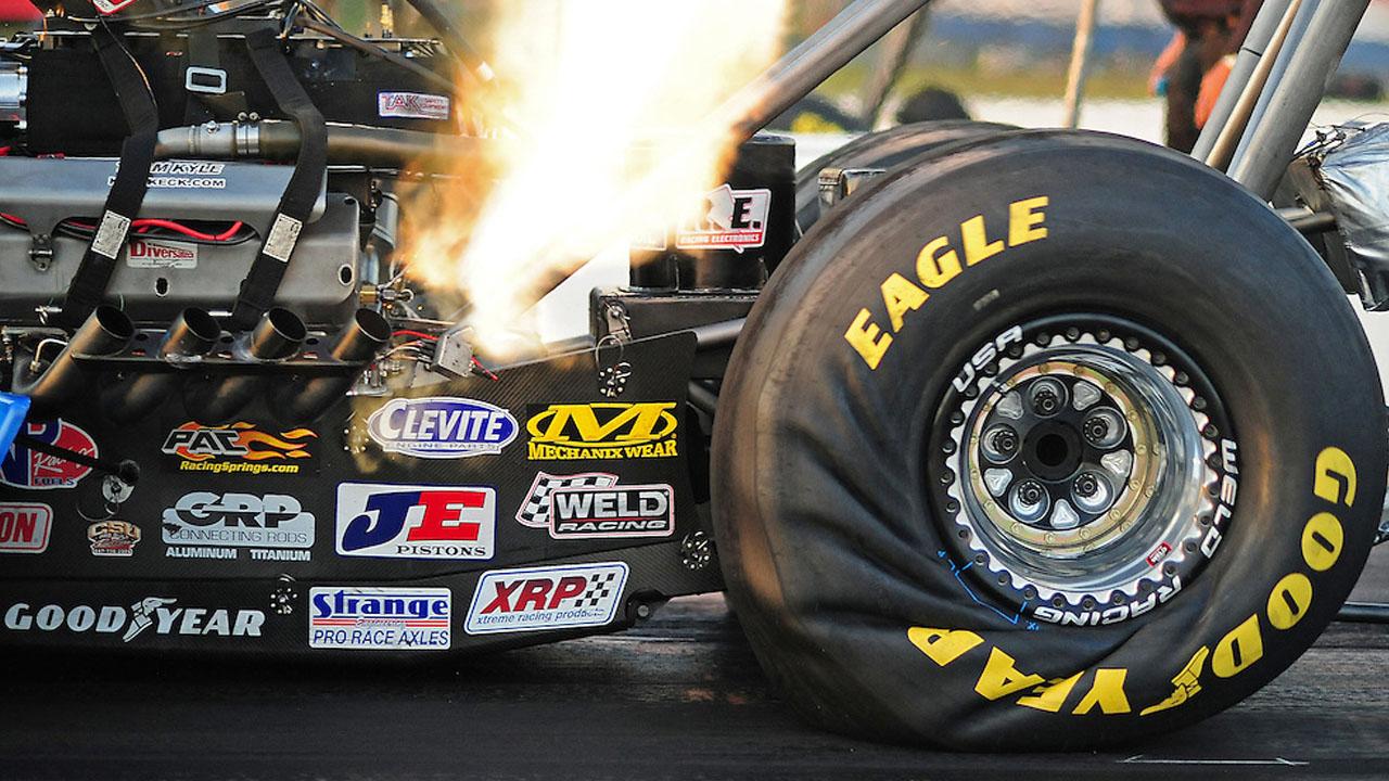 Drag Racing резина