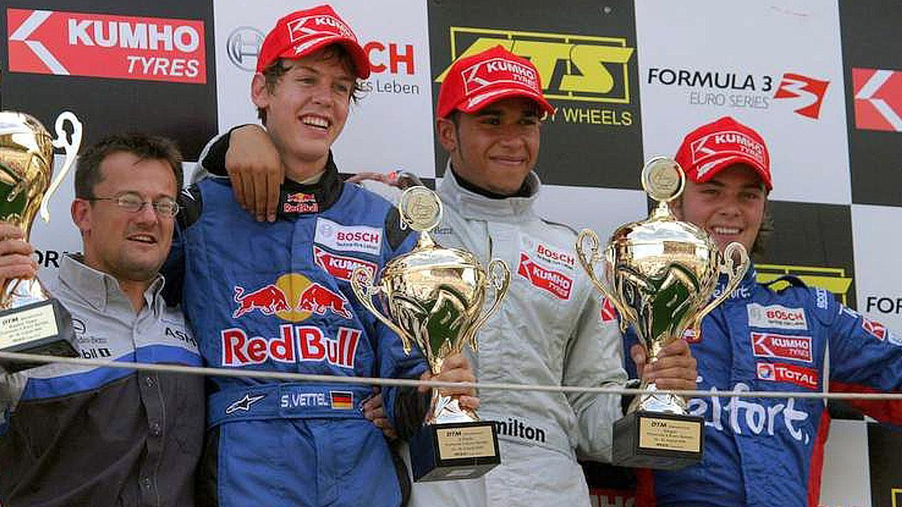 молодые гонщики звёзды