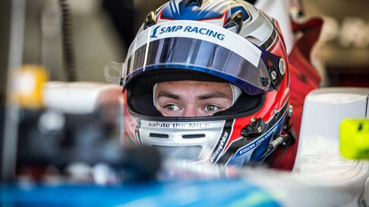 глаза гонщика