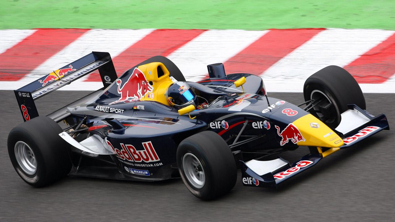 Red Bull Formula Renault